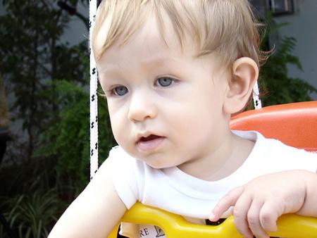 La foto de tu bebé: la dulzura de Juano