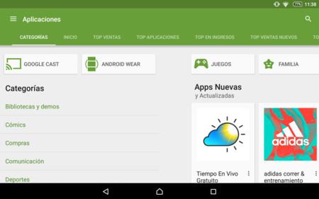 Así podrás borrar el historial de búsquedas de la Google Play Store