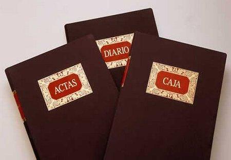 Legalización de libros en el registro mercantil