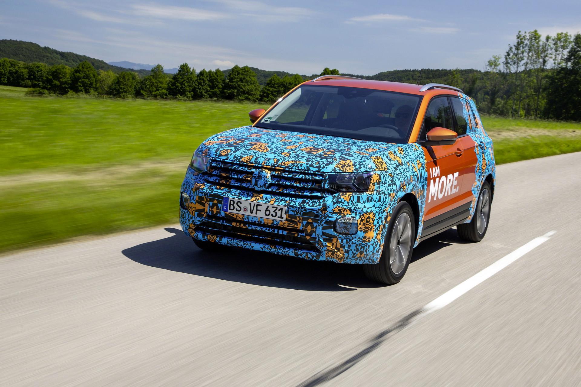Foto de Volkswagen T-Cross (primeras imágenes) (8/28)