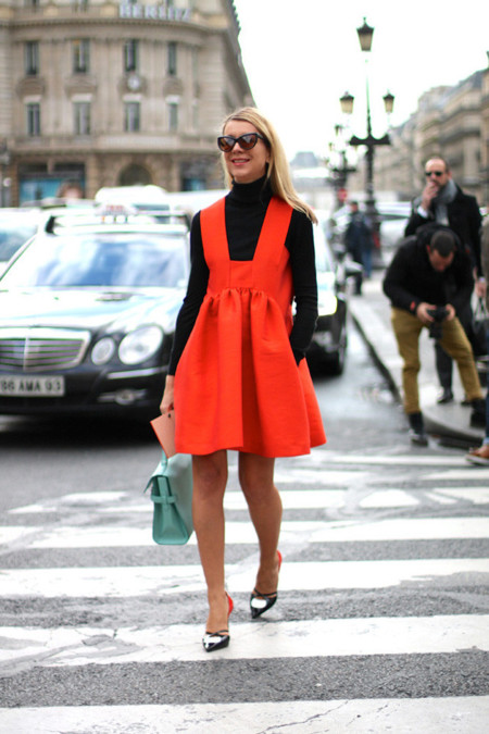 Street style Semana de la Moda de Paris Marzo 2014 Natalie Joos