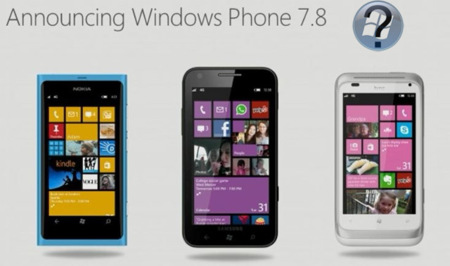 ¿Dónde está Windows Phone 7.8?