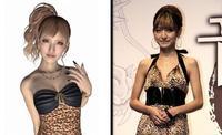 Las chicas guapas de 'Yakuza 4', ¿Qué preferís, modelo digital o carne y hueso?