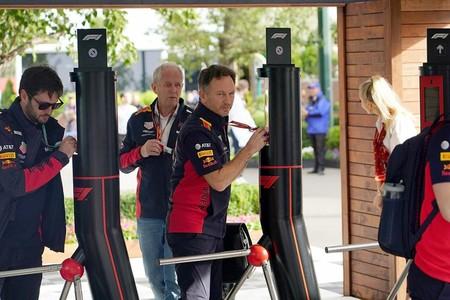 Christian Horner Australia F1 2020