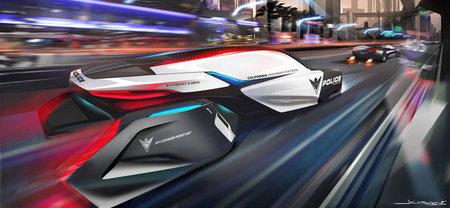BMW E-Patrol