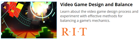 Video Game Design And Balance Edx