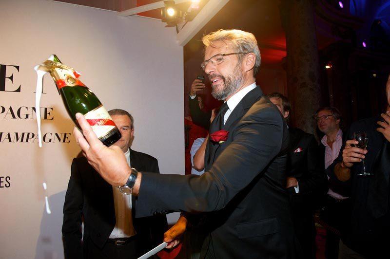 Foto de GH Mumm presenta sus protocolos de champagne con una espectacular fiesta en Paris (9/10)