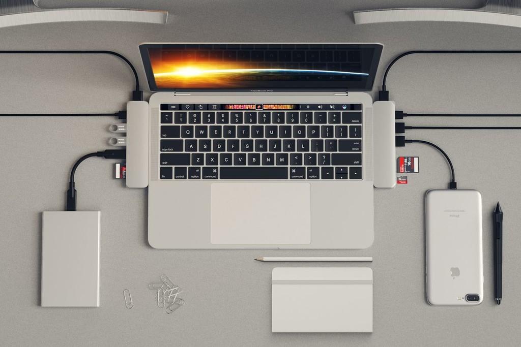 Hubs USB-C para ordenadores Mac: seis elecciones para expandir los puertos de los MacBook, Mac™ mini e iMac