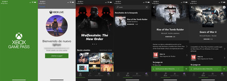 Xbox Game Pass App Copia