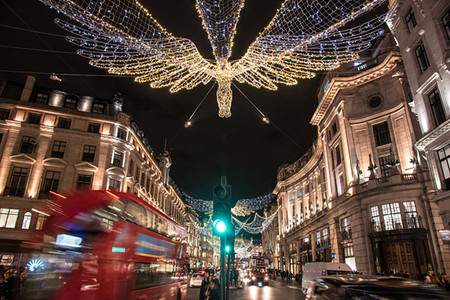 Londres Ciudades Europeas Con Mas Luces En Navidad