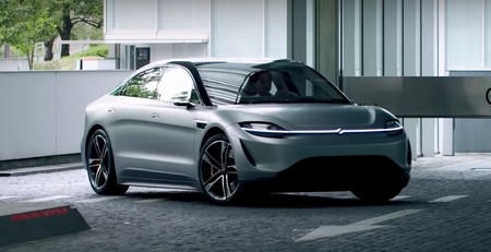 El complejo coche eléctrico de Sony no era solo un concept: lo veremos rodando en libertad este año