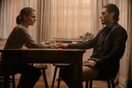 Natalie Portman y Oscar Isaac