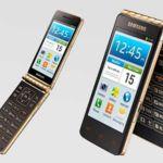 Samsung prepara un nuevo smartphone de gama alta con diseño tipo concha