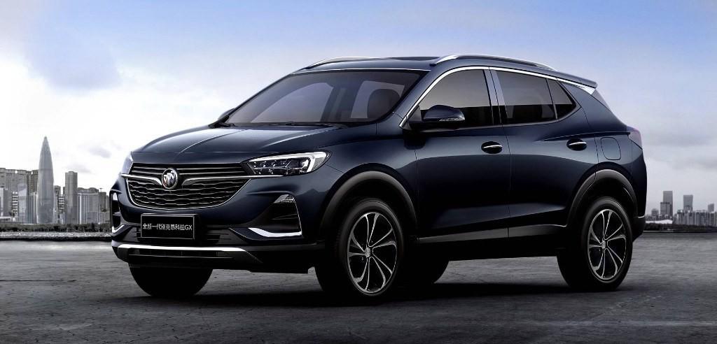 El Buick Encore esterna generación con dos rostros distintos para China