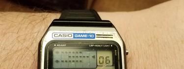 Los smartwatch que se adelantaron a su tiempo: cómo eran los Casio que ya tenían videojuegos en los 80