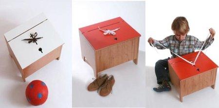 muebles  atar zapatos