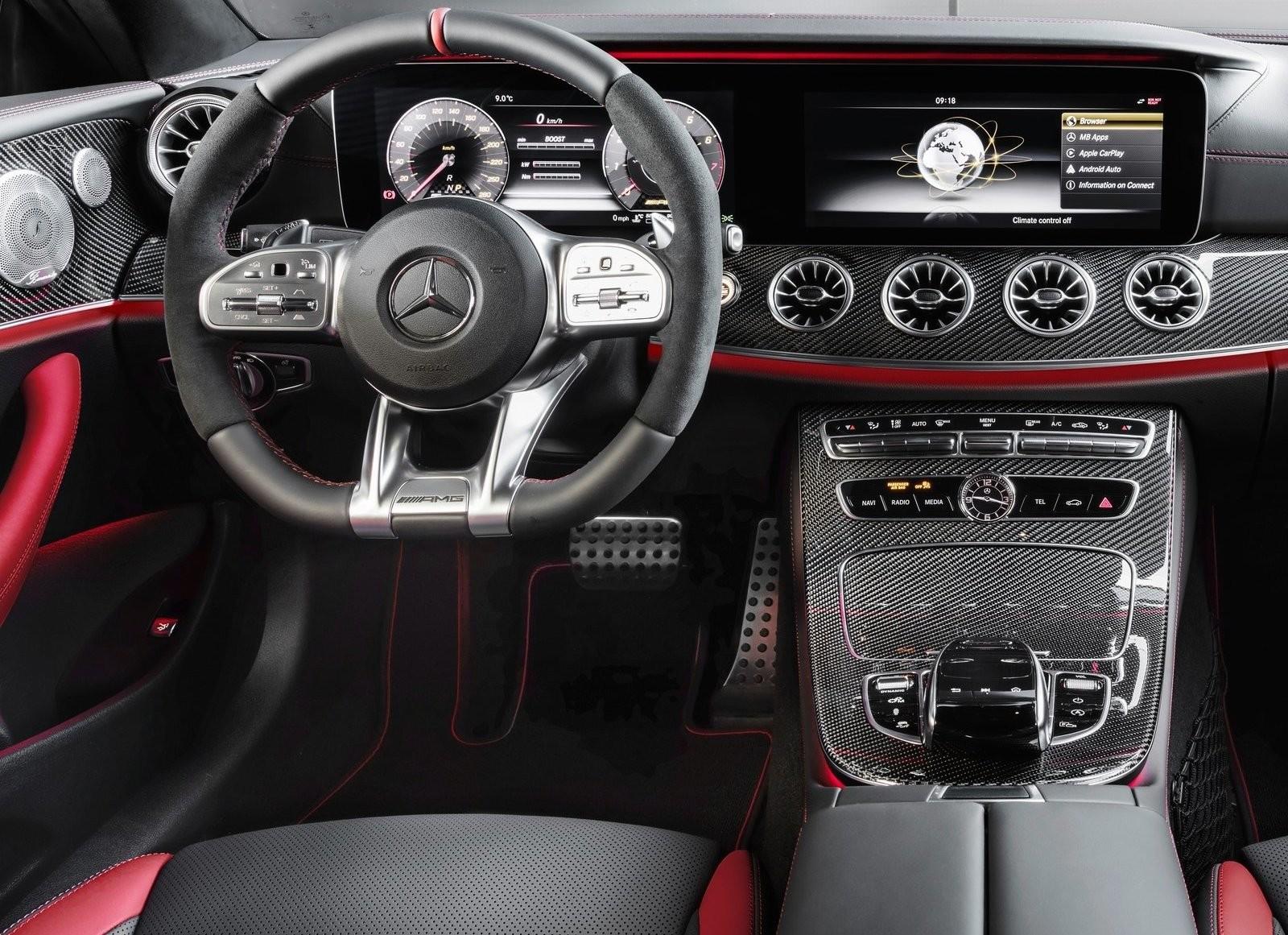 Foto de Mercedes-AMG E 53 Coupé y Cabriolet (18/20)