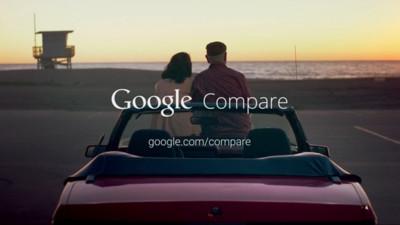Lo nuevo de Google: Un comparador de seguros para coches
