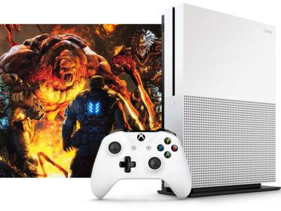 La Xbox One S ya está aquí, aunque por ahora sólo en forma de imágenes filtradas