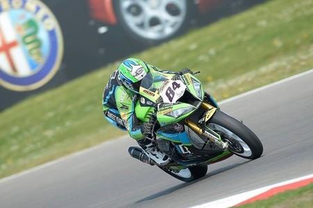 Michel Fabrizio y el Team Grillini Racing separan sus caminos