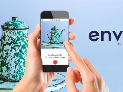 Envioo es otra plataforma de mensajería que llega a Ciudad de México