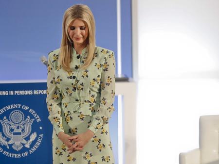 Ivanka Trump saca su lado más ladylike: ¿elegancia vintage o demasiado rancio y anticuado para ella?