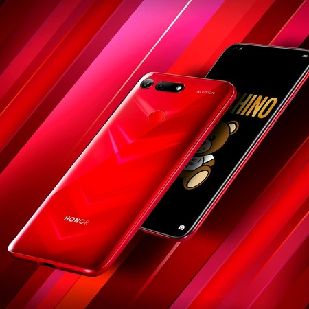 Honor View 20 Oficial Moschino