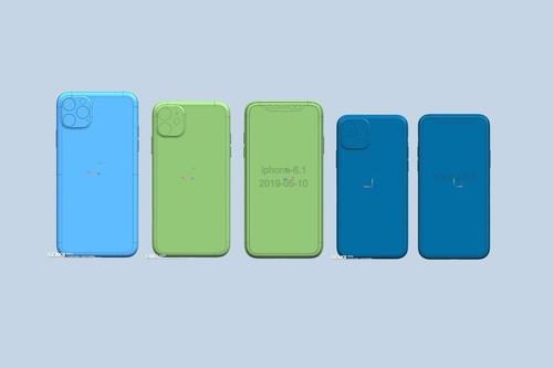 Doble y triple cámara: Slashleaks nos enseña la principal novedad de los iPhone de 2019 en unos 'renders'