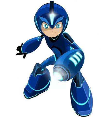 Mega Man Serie