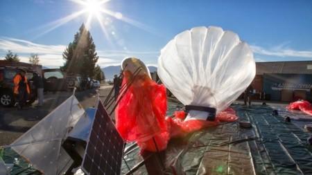 Los globos de Google dan la vuelta al mundo en 22 días