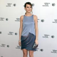 Leighton Meester en el Festival de cine de Tribeca