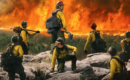 'Héroes en el infierno' es inspiradora aunque no por ello muy emocionante