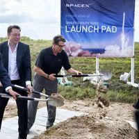 Elon Musk ya prepara la primera base de lanzamiento de SpaceX, donde se probará el cohete que nos llevará a Marte