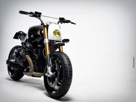 """BMW R NineT """"Shaker"""" por Toys Garage, un juguete para divertirse"""