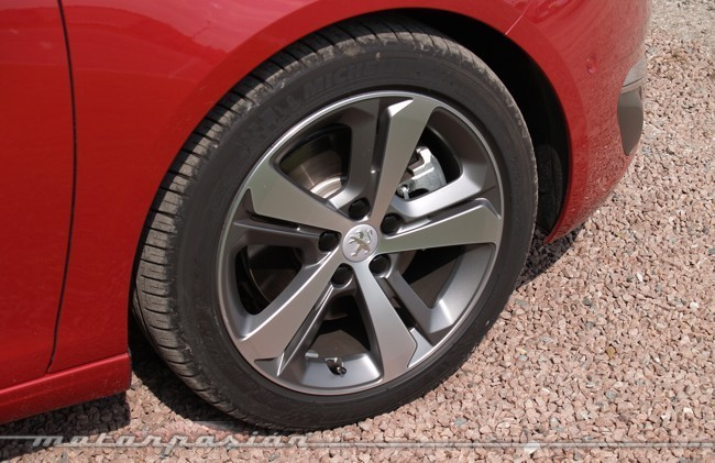 Peugeot 308 SW 2014 presentación 30