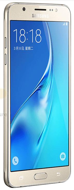 Así es el Samsung Galaxy J7 2016 por fuera