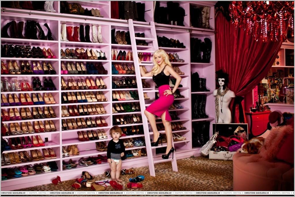 La casa de Christina Aguilera