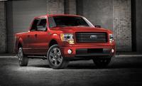 Lista para el trabajo pesado: Ford F-150 STX SuperCrew 2014