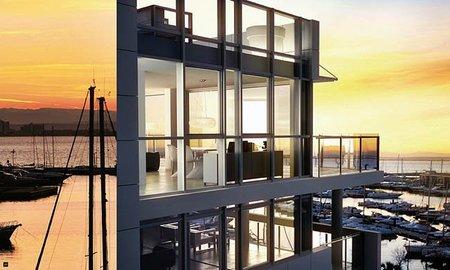 Edifici Cap Vespre, viviendas exclusivas en la Costa Brava