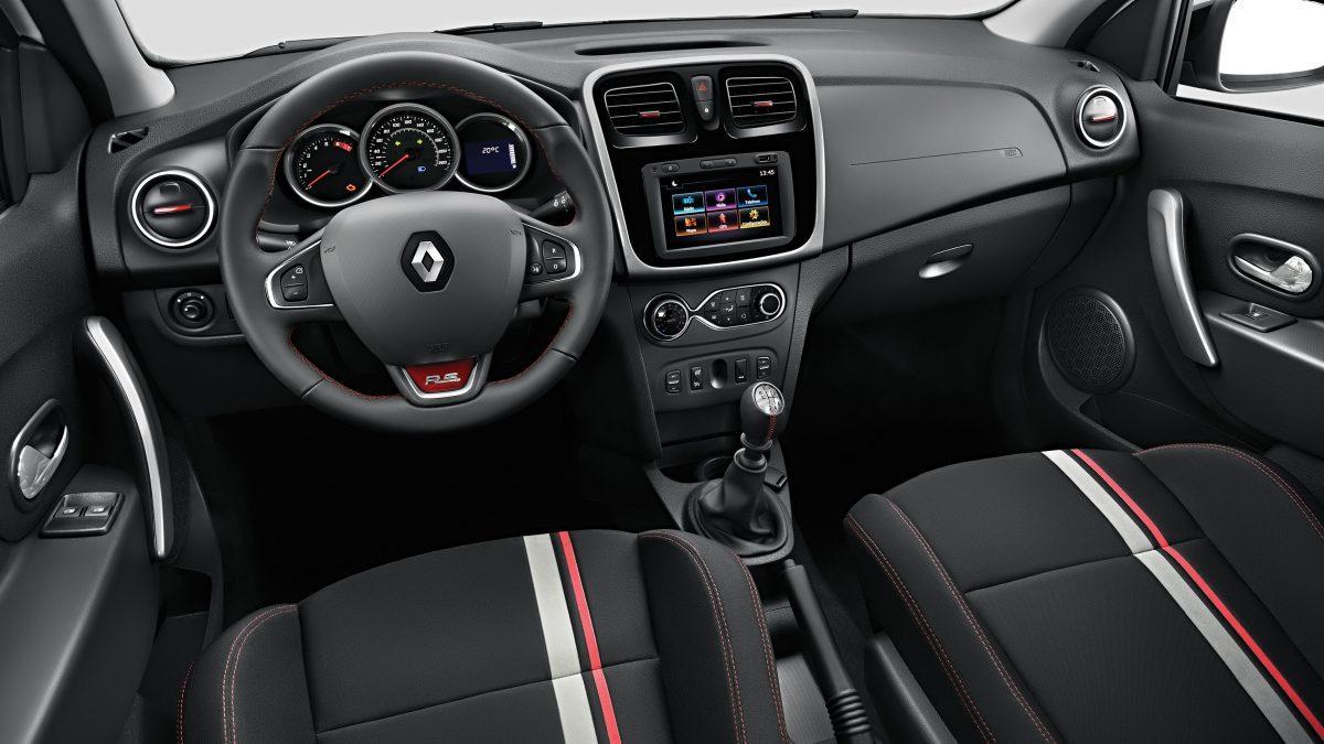 Foto de Renault Sandero RS (11/12)
