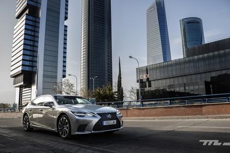 Lexus Ls 500h 2021 Prueba 043