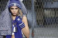 Pues aquí tenemos a Cara Delevingne para Chanel (una vez más)