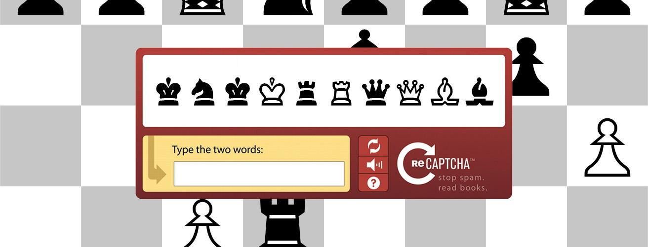 Captcha de ajedrez: la mejor jugada contra los bots