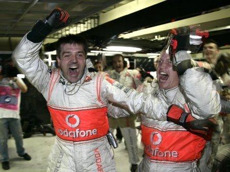 McLaren estuvo a punto de ver cómo volvía a volar el título