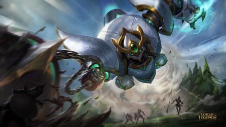 League of Legends: Consejos para jugar Blitzcrank en la jungla