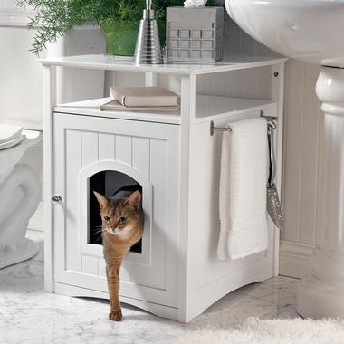 Skymall, útil y original para los amantes de los gatos
