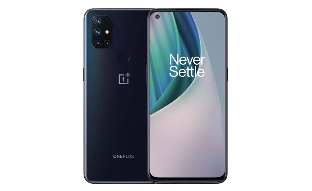 OnePlus Nord N10 5G, el teléfono mas económico de OnePlus con 5G mantiene un boceto elegante y cuádruple cámara trasera