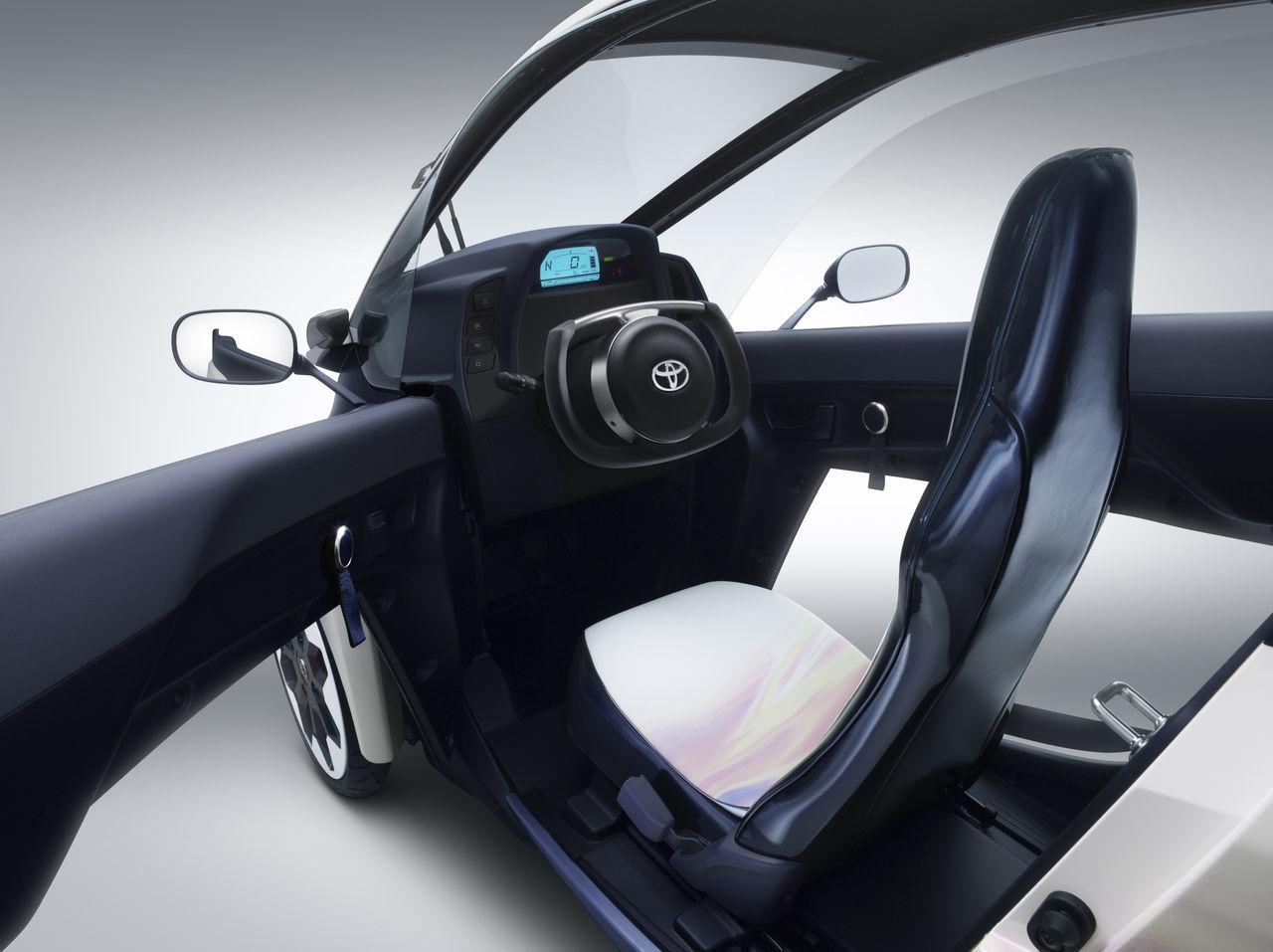 Foto de Toyota i-Road (prototipo) (11/14)