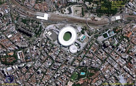 Rio Janeiro Satelite
