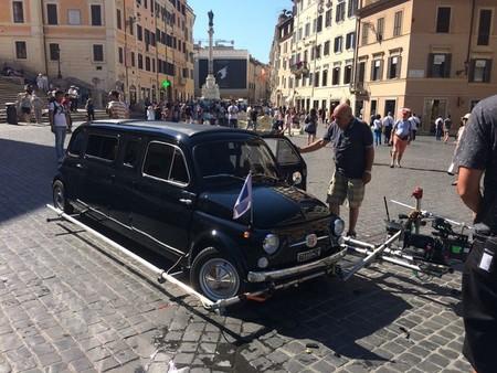 Img5 Limusina Fiat 500 Rodaje Zoolander 2